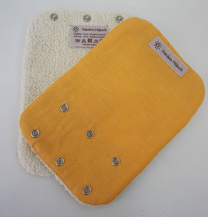 "Teething Pads ""Mango\"""