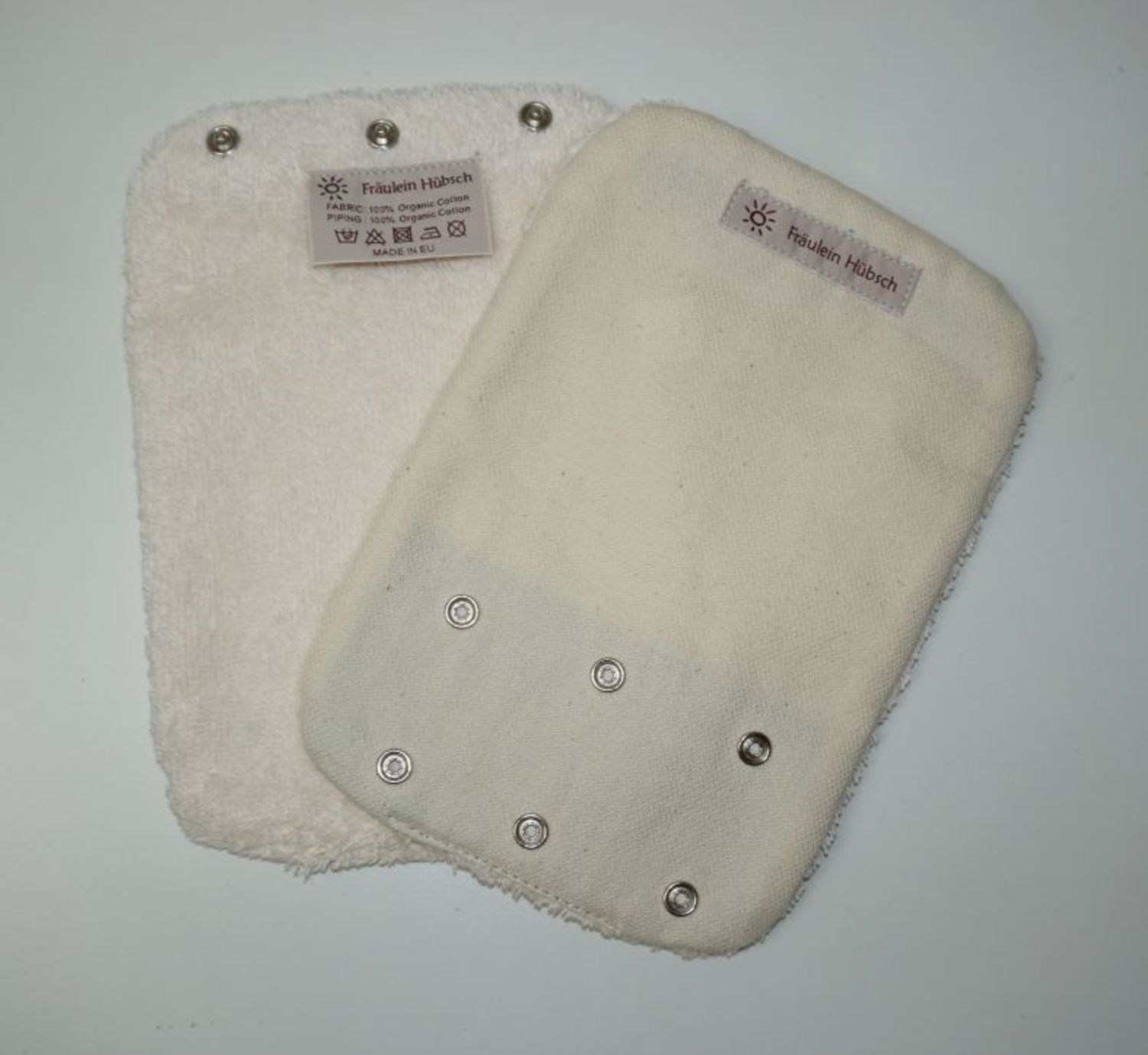 "Teething Pads ""Natur\"""