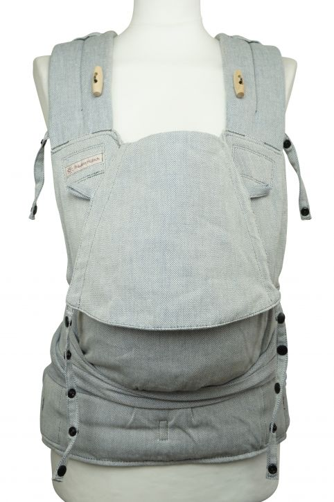 "Frl. Hübsch SoftTai Babysize ""Faded Denim\"""