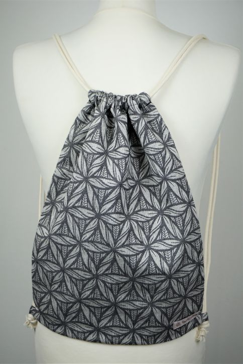 "Cotton Backpack ""Lorelei Anthrazit\"""